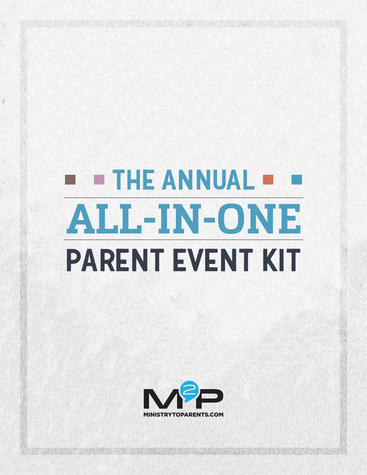 ANNUAL ALL-IN-ONE PARENT EVENT KIT