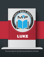 Load image into Gallery viewer, family devotionals luke new testament children teenagers students