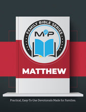 Load image into Gallery viewer, family devotionals matthew new testament children teenagers students