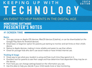 keeping up with technology help parents in the digital age