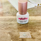 Pink Cap Everlasting Clear Adhesive (1/2 second dry time) - Flash3 Boutique