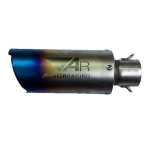 Austin Racing Hi-Performance Race Exhaust Multicolour