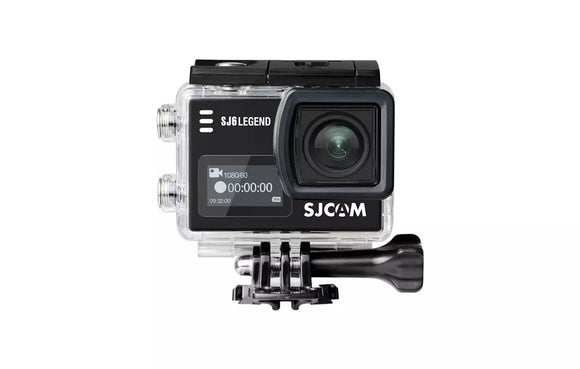 SJCAM  SJ6 LEGEND Ultra HD 4K 24fps WiFi 2.0 Touch Screen Notavek 96660 Remote Waterproof Helmet Cam Camera better Wifi Cam