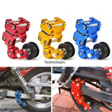 Motorcycle Aluminum Roller Chain Tensioner Adjuster