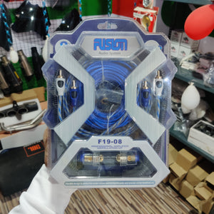 Fusion 8 Wiring KIT Cables (Blue and Grey)