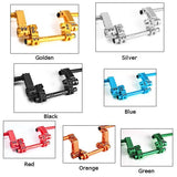 Motorcycle 4 Pieces Handlebar CNC Aluminum Modified