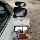 Wide Angle Rearview Adjustable Car Blind Spot Mirror for Side View