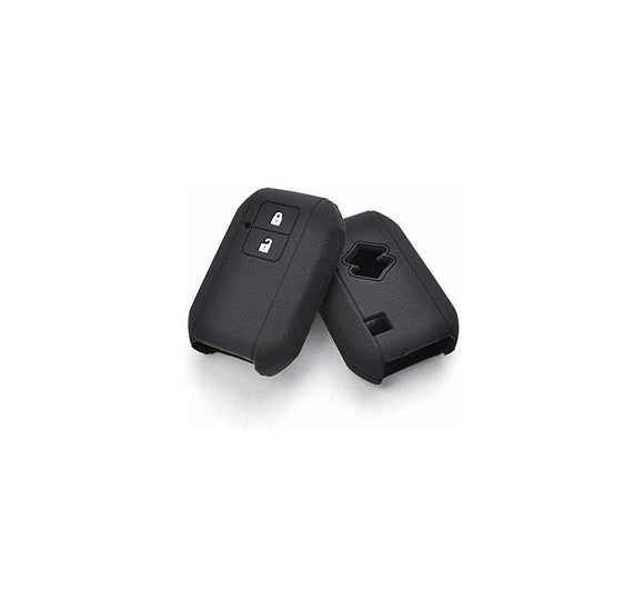 Imported Quality Silicone Remote Key Cover for Maruti Suzuki Swift 2018 / Maruti Suzuki Baleno 2019 and Maruti Suzuki Ertiga 2018 (Set of 2 pcs.)