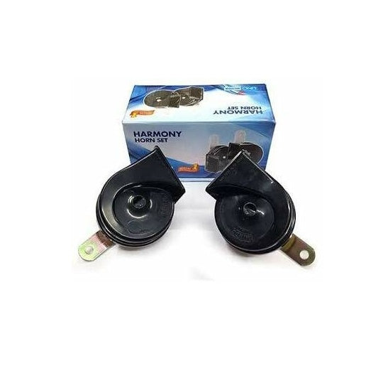 Uno Minda Harmony Trumpet 12V Universal for all Car or SUV, Set of 2