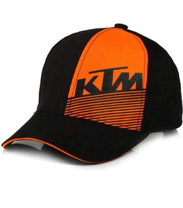KTM Black CAPS for Mens and Women