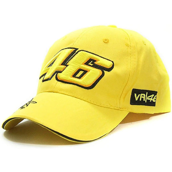 Moto GP Racing Yamaha VR46 Rossi/Baseball Cap (Pack of 01)  43% off