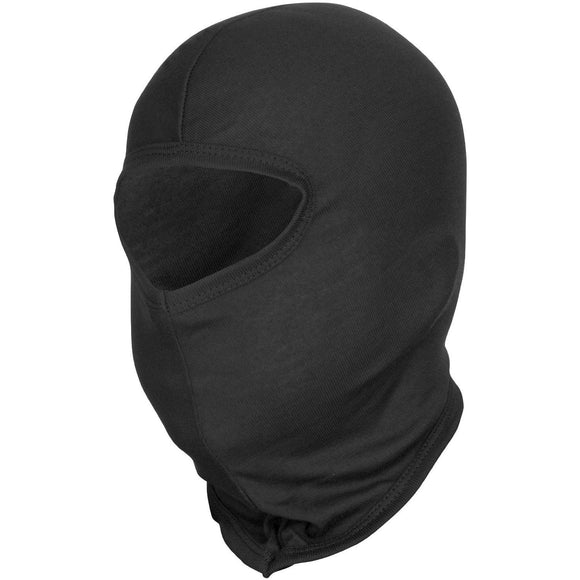 Super Stretchable Face Mask/Balaclava Free Size For Bike Riders-Black