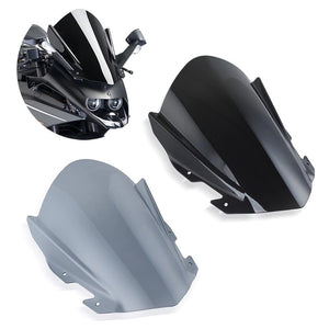 RC125 RC200 RC390 Motorcycle Double Bubble Windscreen Windshield Shield Screen For KTM RC 125 200 390 2014 2015 2016 2017 2018