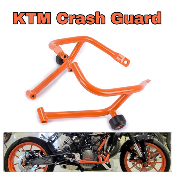 Motorcycle Refit Tank Protection Bar Protection Guard Crash Bars Frame For KTM DUKE 200 DUKE200