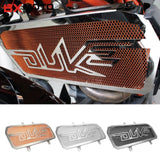 Motorcycle accessories For KTM Duke 390 Duke 125 DUKE 200 Stainless Steel Engine Radiator Grille Protector Grill Guard Cover