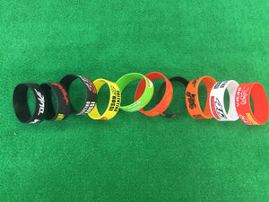 Silicone Wristband with All Colours KTM Duke/Rc VR|46 Design