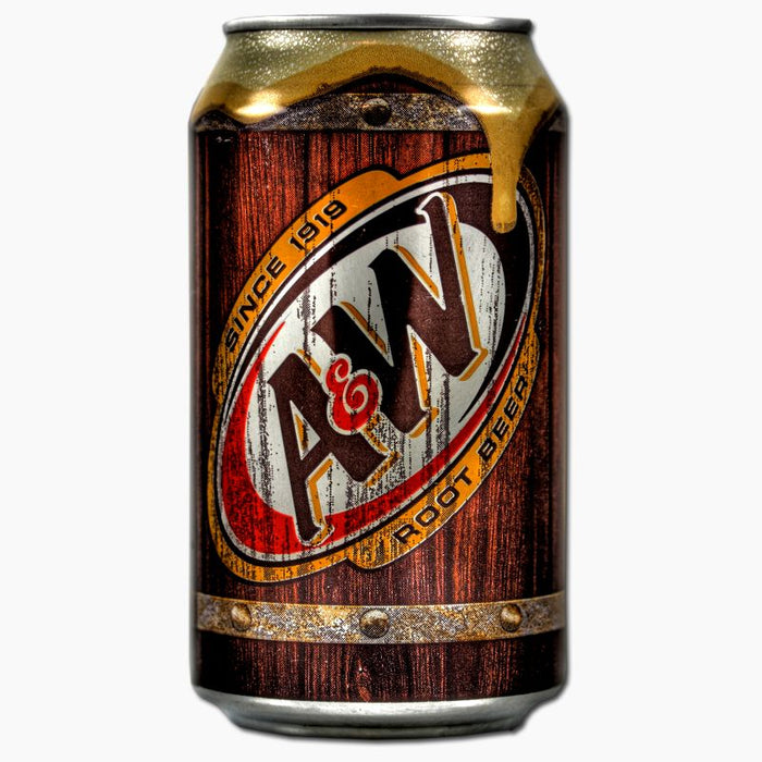 A&W Root Beer (Dose) (355 ml)