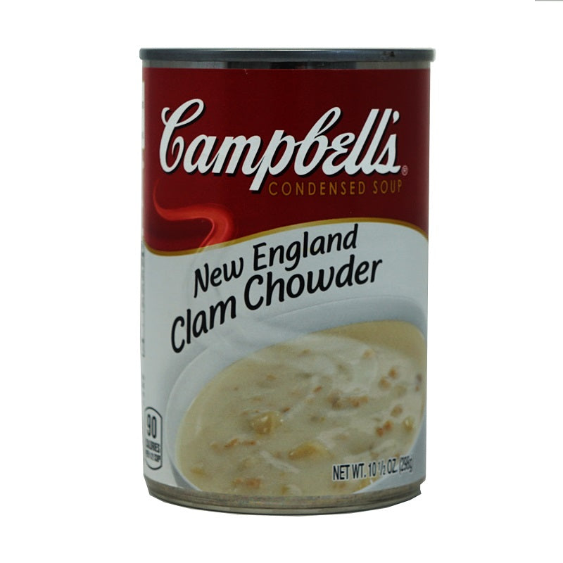 Campbell's Clam Chowder Soup (289 g.)