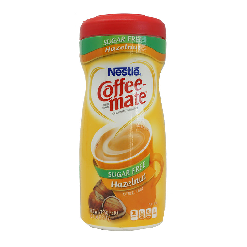 Nestlé Coffee-Mate Hazelnut SF (289 g)