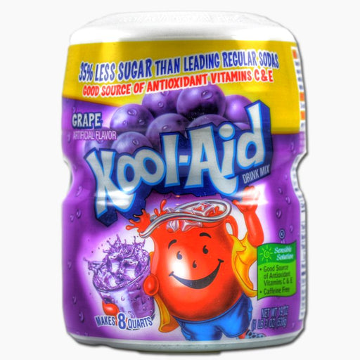 Kool-Aid - Grape (538 g.)
