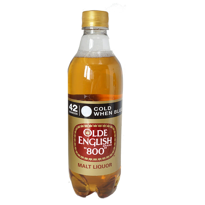 Olde English 800 Malt Liquer 40 OZ Bier Flasche