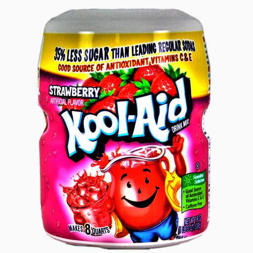 Kool-Aid - Strawberry (538 g.)