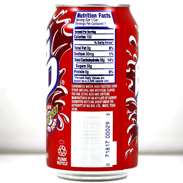 Big - Red (Dose) (355 ml)