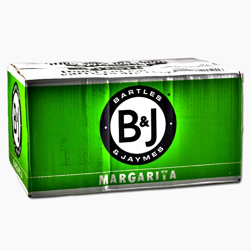 Bartles & Jaymes - Margarita  (FL) (355 ml) (24er)
