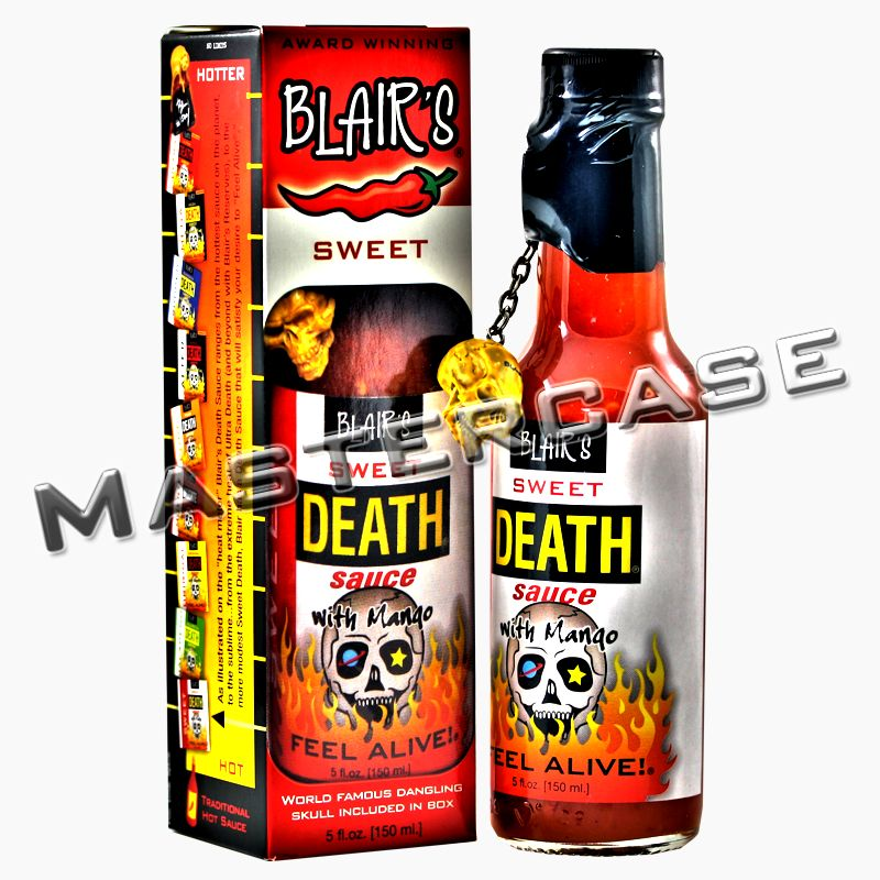 Blair's Sauce - Sweet Death (150 ml) (12er)