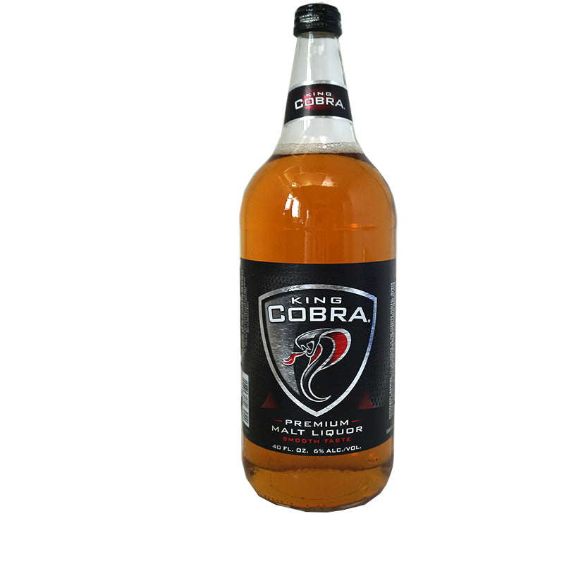 King Cobra Bier (Flasche) (40 OZ)