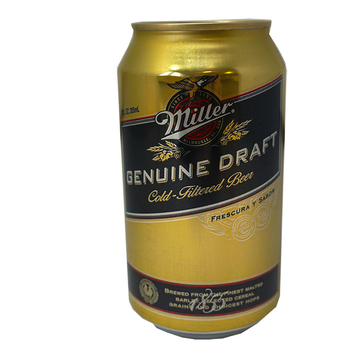 Miller Genuine Draft (355 ml) (Dose)