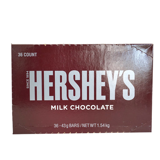Hershey's Bar Milk Chocolate (43 g) (36er)