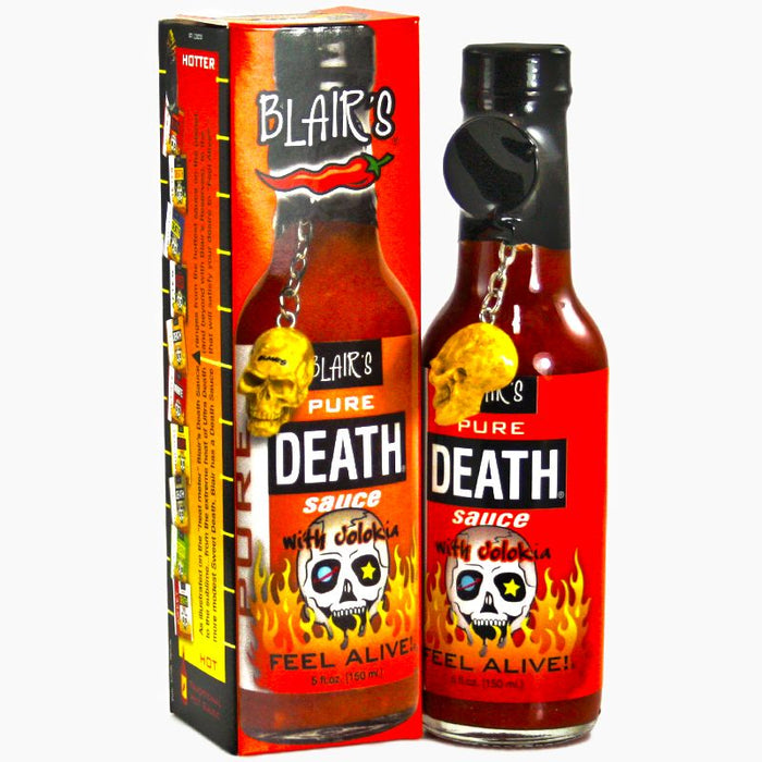 Blair's Sauce - Pure Death (150ml)