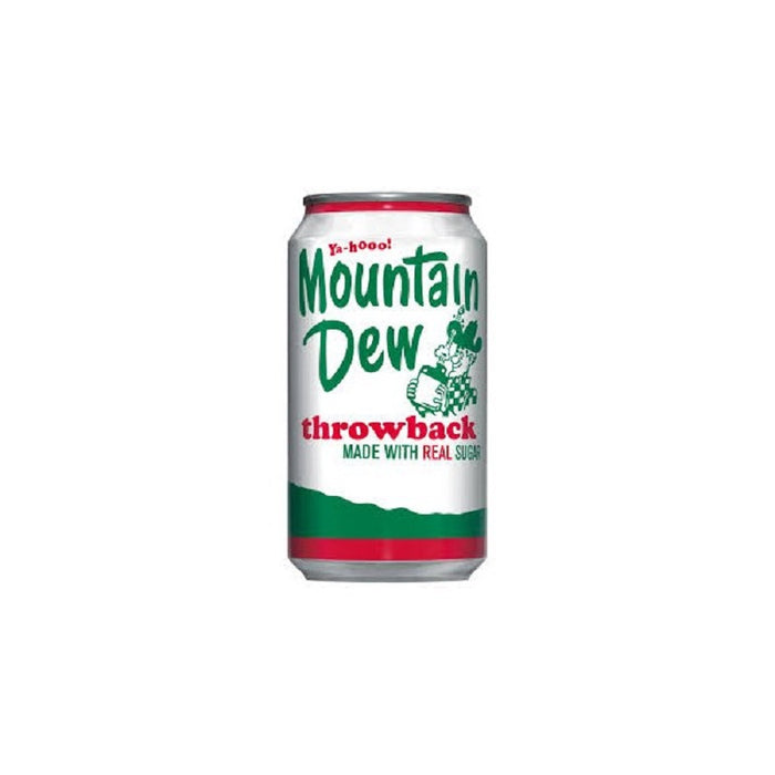 Mountain Dew Throwback (Dose) (355 ml)
