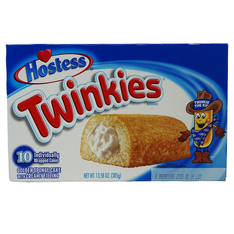 Hostess - Twinkies Original (385 g)