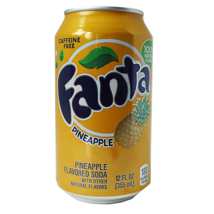 Fanta Pineapple (Dose) (355 ml.)  (24er)