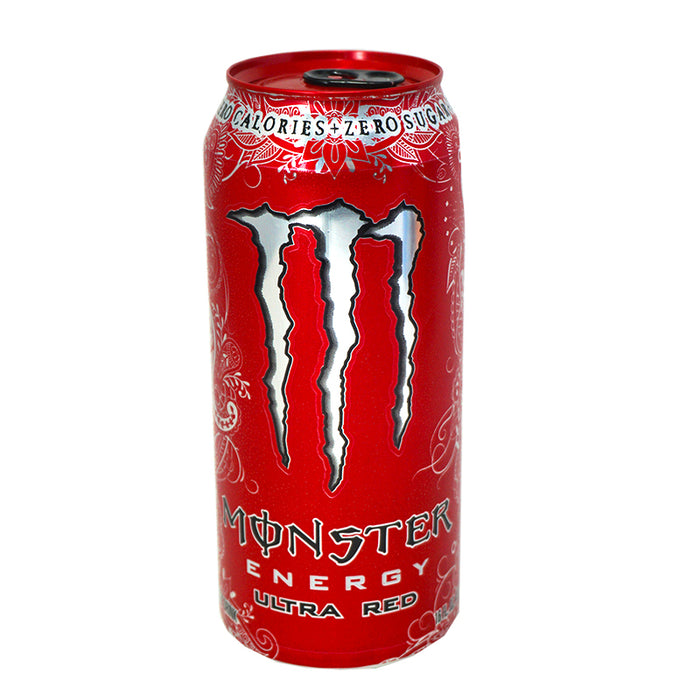 Monster Ultra - Red (473 ml) (24er)