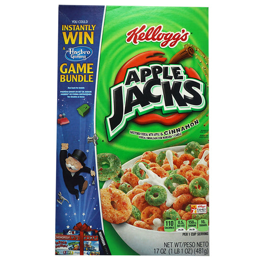 Kellogg's Apple Jacks (416 g)