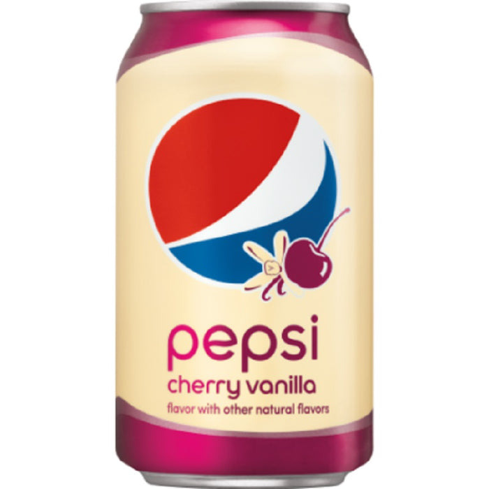 Pepsi Cherry Vanilla (Dose) (355 ml)