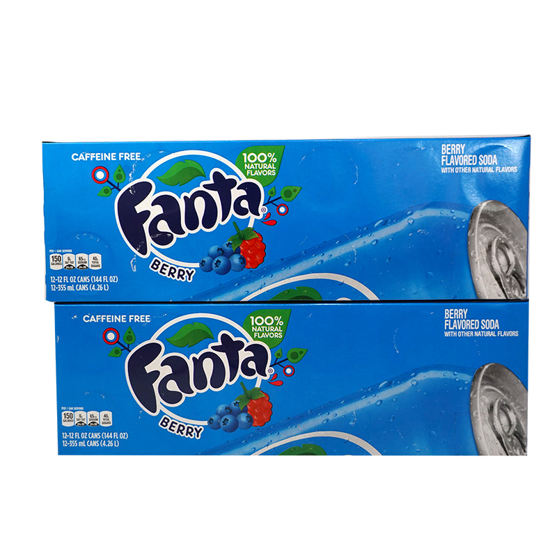 Fanta Berry (Dose) (355 ml.)  (24er)
