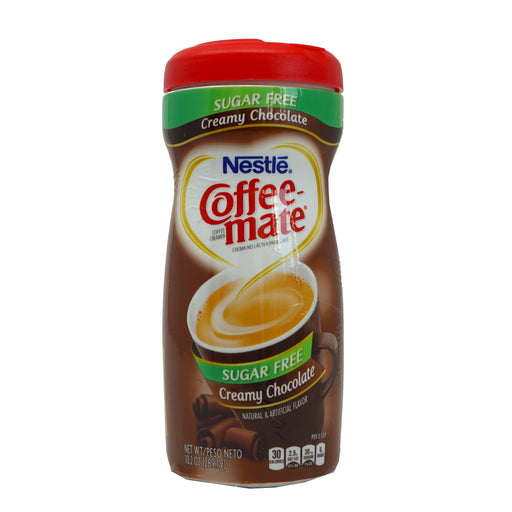 Nestlé Coffee-Mate Creamy Choc SF (289 g)