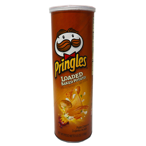 Pringles Baked Potato Loaded (158 g)