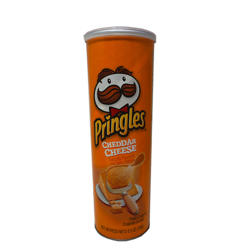 Pringles Cheddar Cheese (158 g)