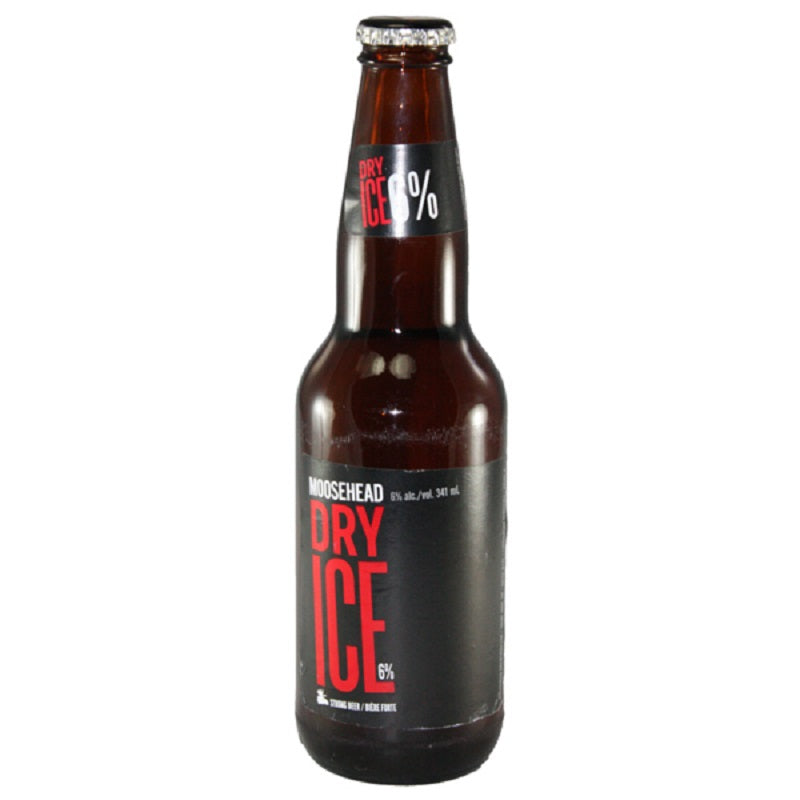 Moosehead - Dry Ice (341 ml) (FL)