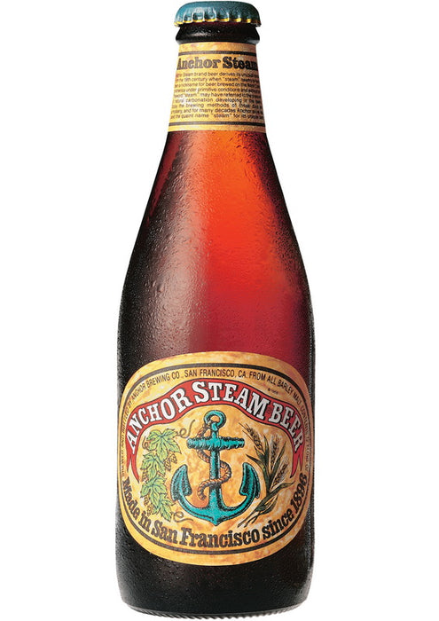 Anchor Steam Beer (355 ml)