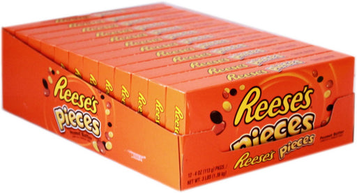 Reese's Pieces Theatre Box (113 g) (12er)