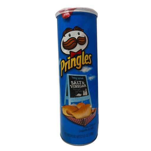 Pringles Salt & Vinegar (158 g)