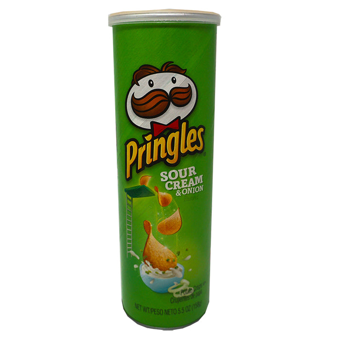 Pringles Sour Cream & Onion (158 g)
