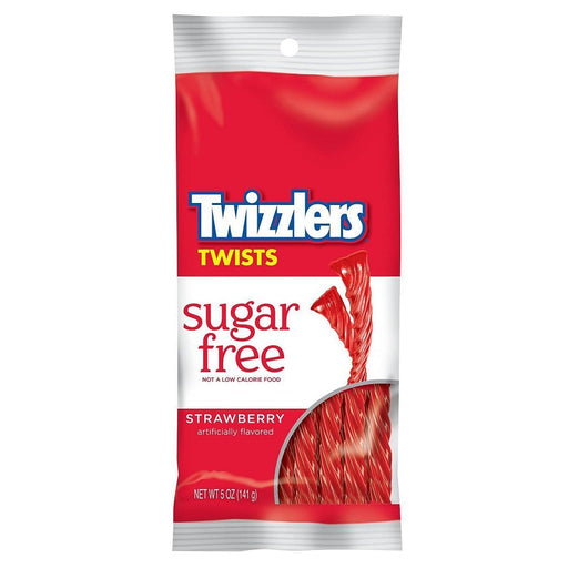 Twizzlers Twists Strawberry Peg Bag SF (142 g)