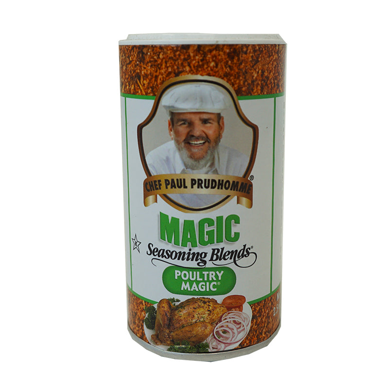 Chef Paul Prudhomme Blends Poultry Magic (71 g.)